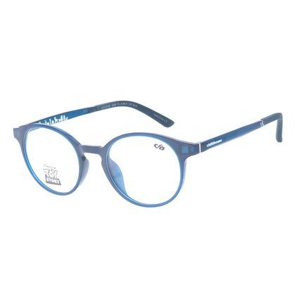 Armação Para Óculos de Grau Infantil Toy Story It's Forky Redondo Preto LV.IJ.0192-0808
