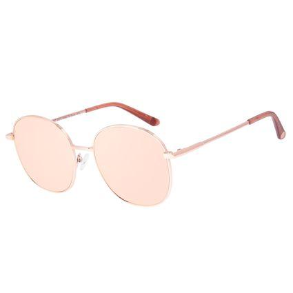 Óculos de Sol Feminino Chilli Beans Banhado a Ouro Rosé OC.MT.2973-9595