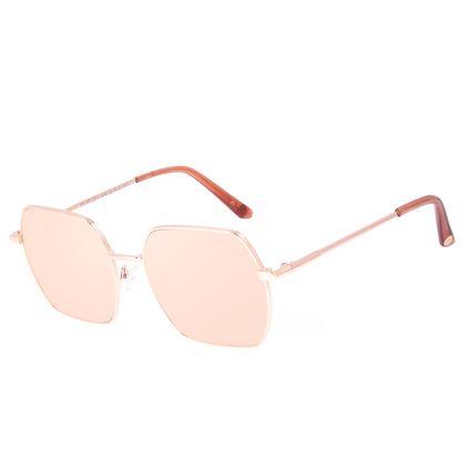 Óculos de Sol Feminino Chilli Beans Banhado a Ouro Rosé OC.MT.2974-9595