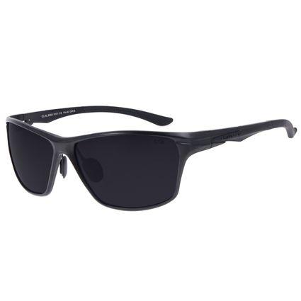 Óculos de Sol Masculino Chilli Beans Esportivo Polarizado Preto OC.AL.0259-0101
