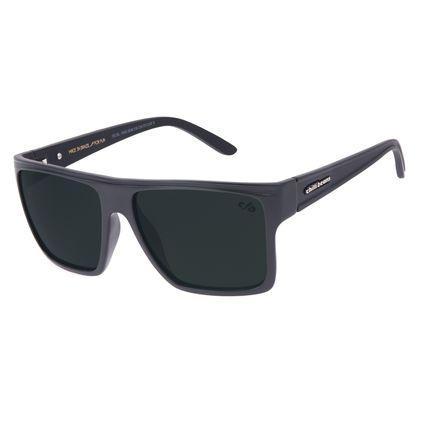 Óculos de Sol Unissex Chilli Beans Essential Quadrado Verde Escuro OC.CL.1058-2638