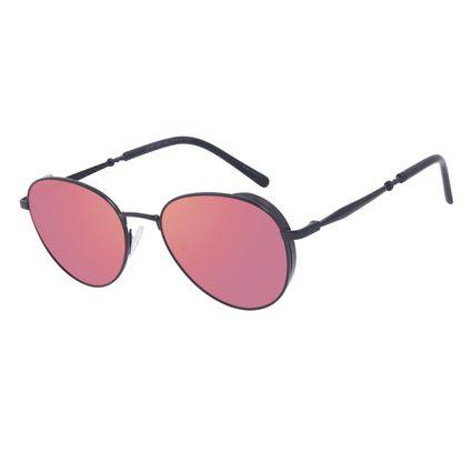 Óculos de Sol Feminino A.H Circus Redondo Twist Roxo OC.MT.3037-1401