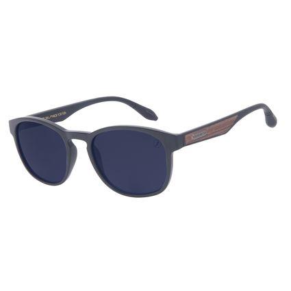Óculos de Sol Masculino A.H Circus Bossa Nova Preto OC.CL.3213-0101