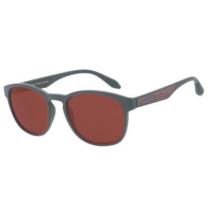 Óculos de Sol Masculino A.H Circus Bossa Nova Marrom OC.CL.3213-0215