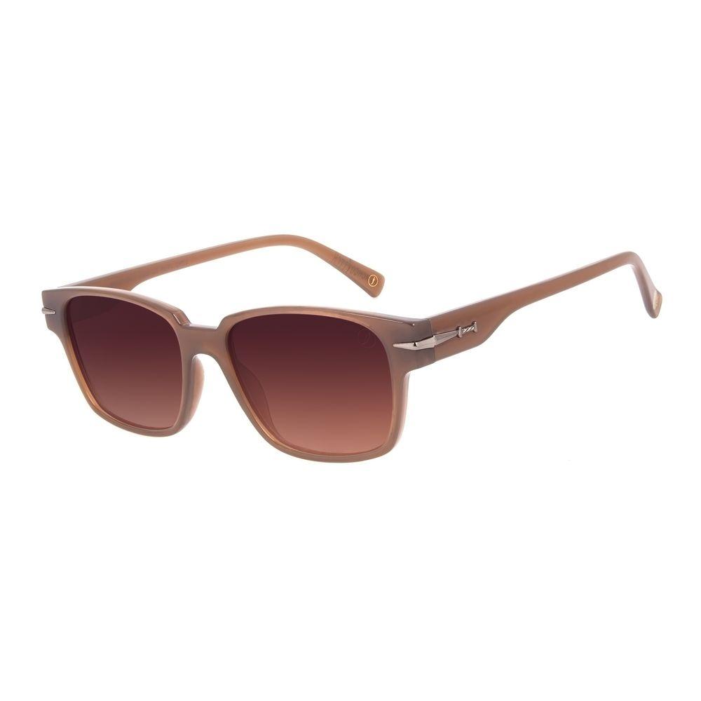 Óculos de Sol Unissex A.H Circus Bossa Nova Marrom OC.CL.3215-0202