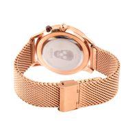 Relógio Digital Masculino A.H Circus Illusory Fashion Rosé RE.MT.1172-9595.2