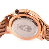 Relógio Digital Masculino A.H Circus Illusory Fashion Rosé RE.MT.1172-9595.10