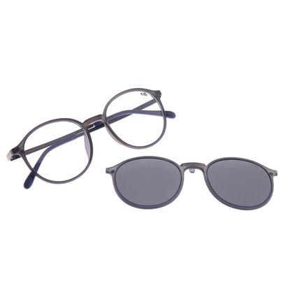 Armação Para Óculos de Grau Unissex Chilli Beans Multi Polarizado Azul Escuro LV.MU.0342-0490