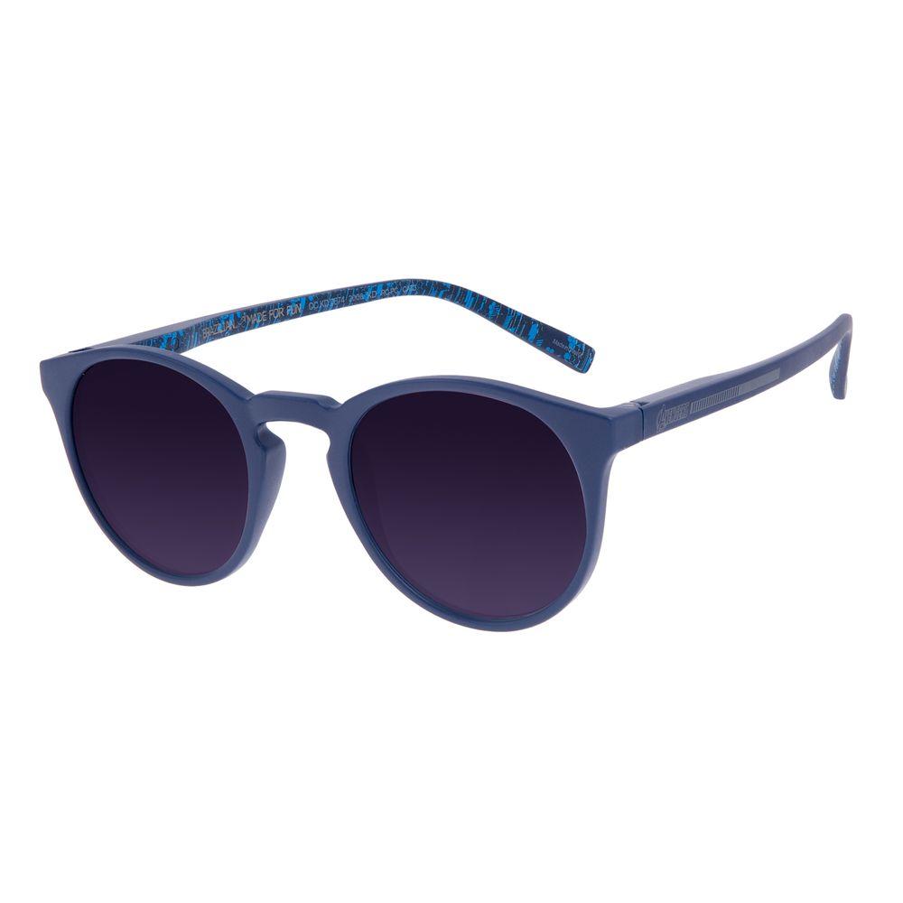 Óculos de Sol Infantil Marvel Avengers Assemble Azul OC.KD.0674-2008