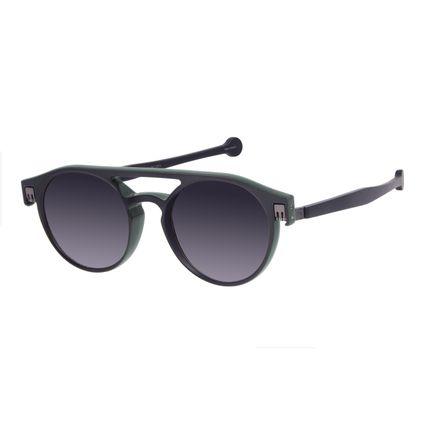 Óculos de Sol Unissex Reverse Redondo Classic Fosco OC.CL.3217-0531