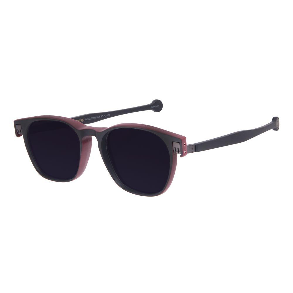 Óculos de Sol Unissex Reverse Quadrado Classic Fume OC.CL.3218-0501