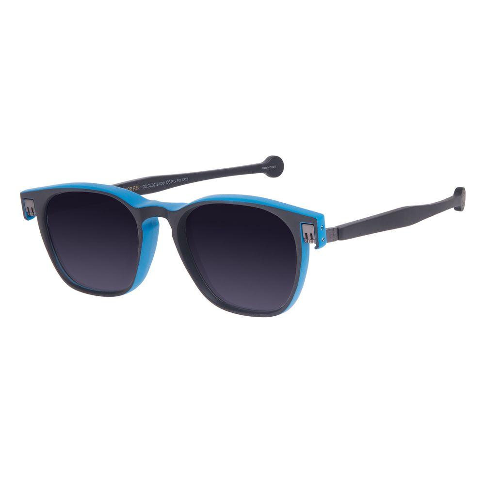Óculos de Sol Unissex Reverse Quadrado Classic Fosco OC.CL.3218-0531