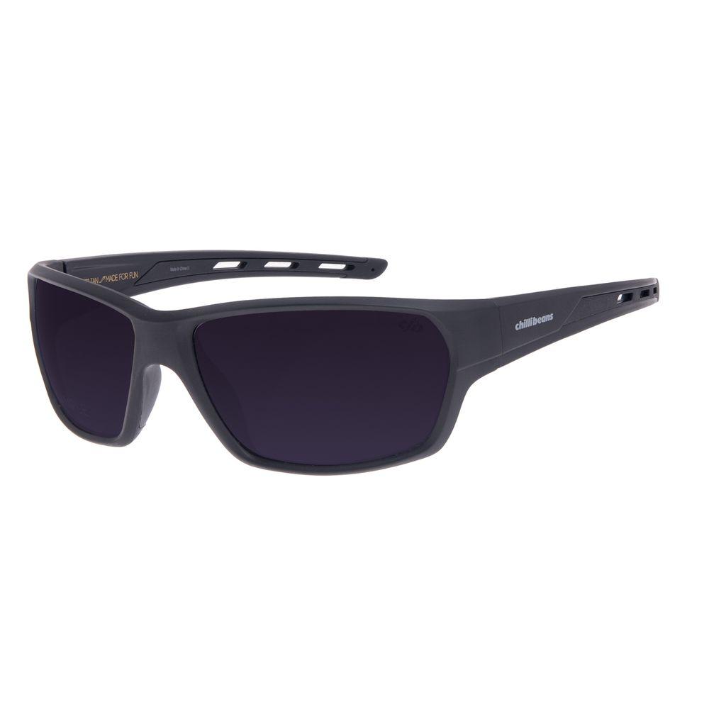 Óculos de Sol Masculino Chilli Beans Performance Sport Fumê OC.ES.1244-0501