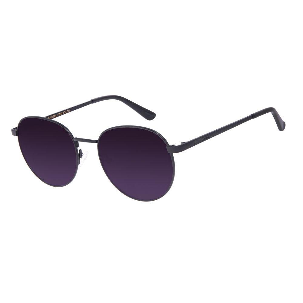 Óculos de Sol Unissex Chilli Beans Essential Metal Fosco OC.MT.2825-2031