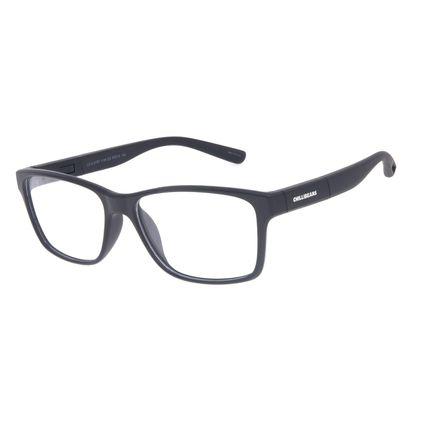 Armação Para óculos de Grau Feminino Chilli Beans 2 em 1 Azul LV.IJ.0187-0108