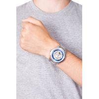 Relógio Automático Masculino Marvel Homem Aranha Prata RE.MT.1149-0807.4