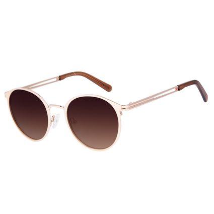Óculos de Sol Unissex Tokyo Hashi Dourado OC.MT.2905-5721