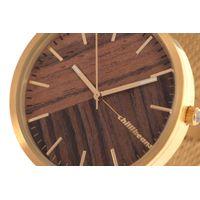 Relógio Analógico Feminino Chilli Beans Bamboo Dourado RE.MT.1188-0221.5