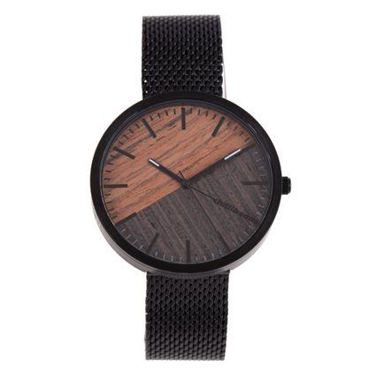 Relógio Analógico Feminino Chilli Beans Bamboo Preto RE.MT.1188-0101