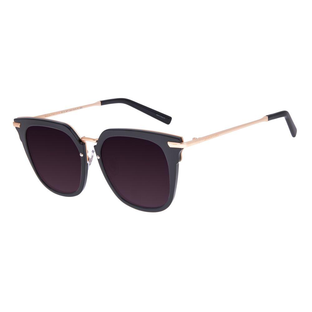 Óculos de Sol Feminino Chilli Beans Dia das Mães Preto OC.CL.3071-2001