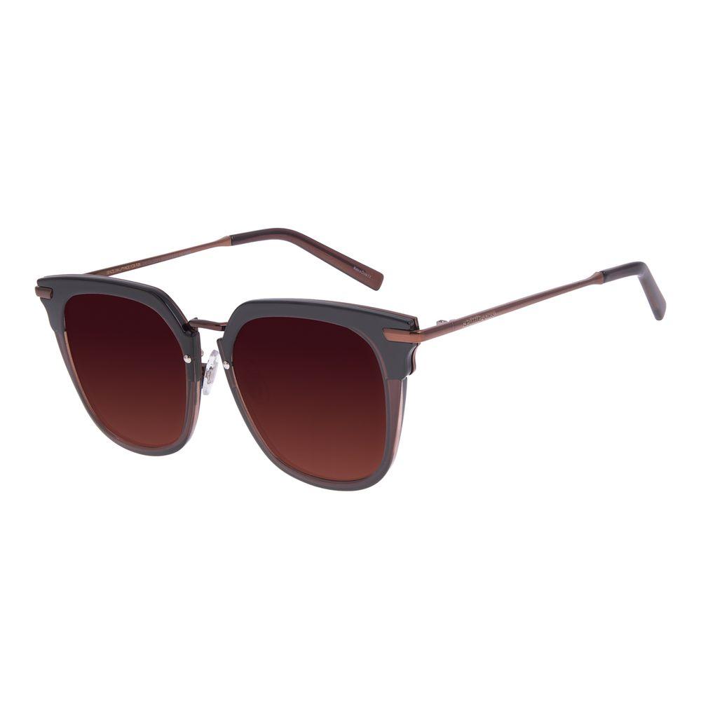 Óculos de Sol Feminino Chilli Beans Dia das Mães Marrom OC.CL.3071-5702