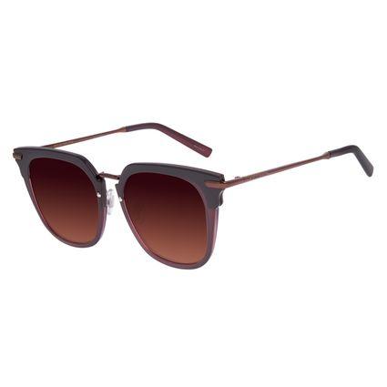 Óculos de Sol Feminino Chilli Beans Dia das Mães Vinho OC.CL.3071-5717