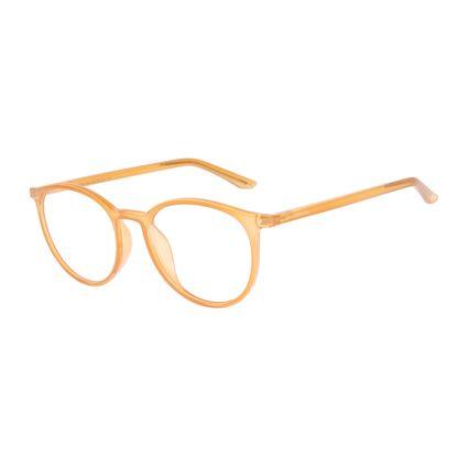 Armação Para Óculos de Grau Feminino Chilli Beans Dia das Mães Caramelo LV.IJ.0189-0303