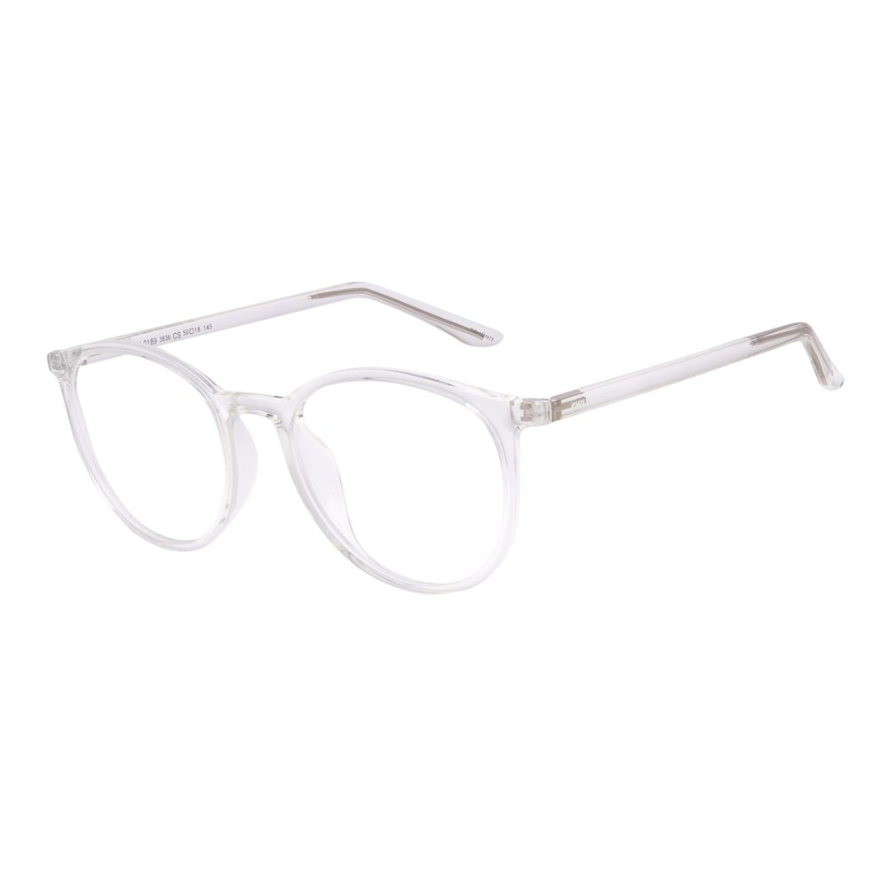 Armação Para Óculos de Grau Feminino Chilli Beans Dia das Mães Transparente LV.IJ.0189-3636