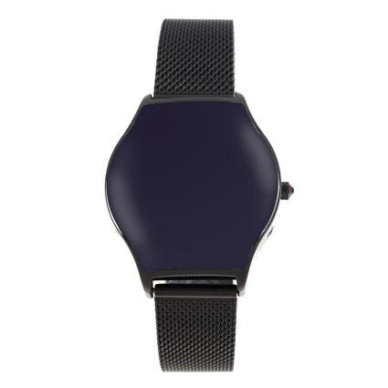 Relógio Analógico Feminino Color Match Preto RE.MT.1167-0101