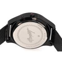 Relógio Analógico Feminino Color Match Preto RE.MT.1167-0101.7
