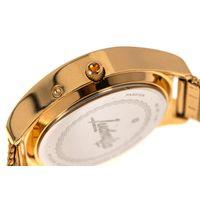 Relógio Analógico Feminino Color Match Dourado RE.MT.1167-0121.5