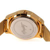 Relógio Analógico Feminino Color Match Dourado RE.MT.1167-0121.6