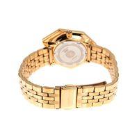 Relógio Analógico Feminino Chilli Beans Facetado Crystal Edition Dourado RE.MT.1045-2121.2