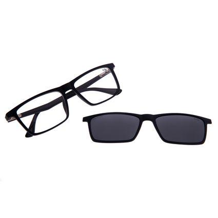 Armação Para Óculos de Grau Masculino Chilli Beans Multi Preto LV.MU.0456-0101