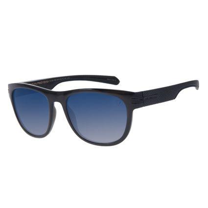 Óculos de Sol Masculino Chilli Beans New Sport Fosco Degradê Azul OC.ES.1256-8301