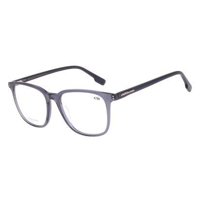 Armação Para Óculos de Grau Unissex Chilli Beans Quadrado Preto LV.AC.0661-0101