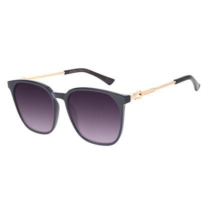 Óculos de Sol Feminino Swarovski Dia Dos Namorados Preto OC.CL.3234-2001