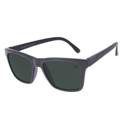 Óculos de Sol Masculino Chilli Beans Bossa Nova Verde Escuro OC.CL.2632-2601