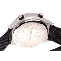Relógio Digital Masculino Chilli Beans Infinity Metal Prata RE.MT.1185-0701.6