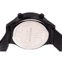Relógio Digital Masculino Chilli Beans Infinity Metal Preto RE.MT.1185-0101.6