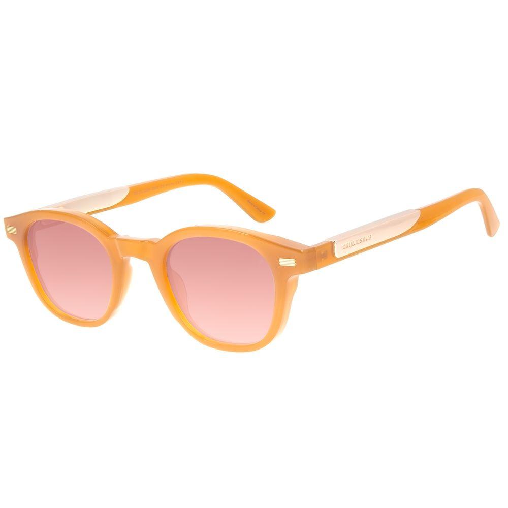 Óculos de Sol Unissex Star Wars Light Saber Redondo Marrom OC.CL.3226-2002