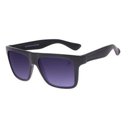 Óculos de Sol Masculino Chilli Beans Bossa Nova Casual Grafite OC.CL.2199-2401