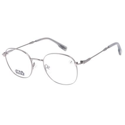 Armação Para Óculos De Grau Unissex Star Wars Baby Yoda Ônix LV.MT.0495-2222