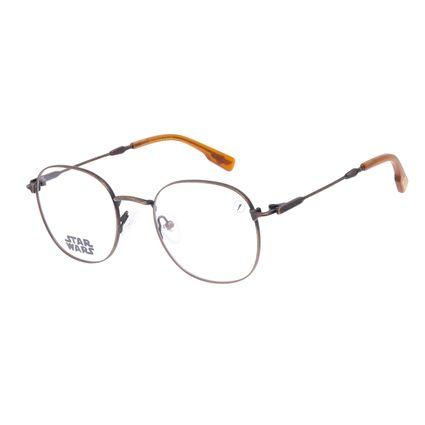 Armação Para Óculos De Grau Unissex Star Wars Baby Yoda Ouro Velho LV.MT.0495-6767