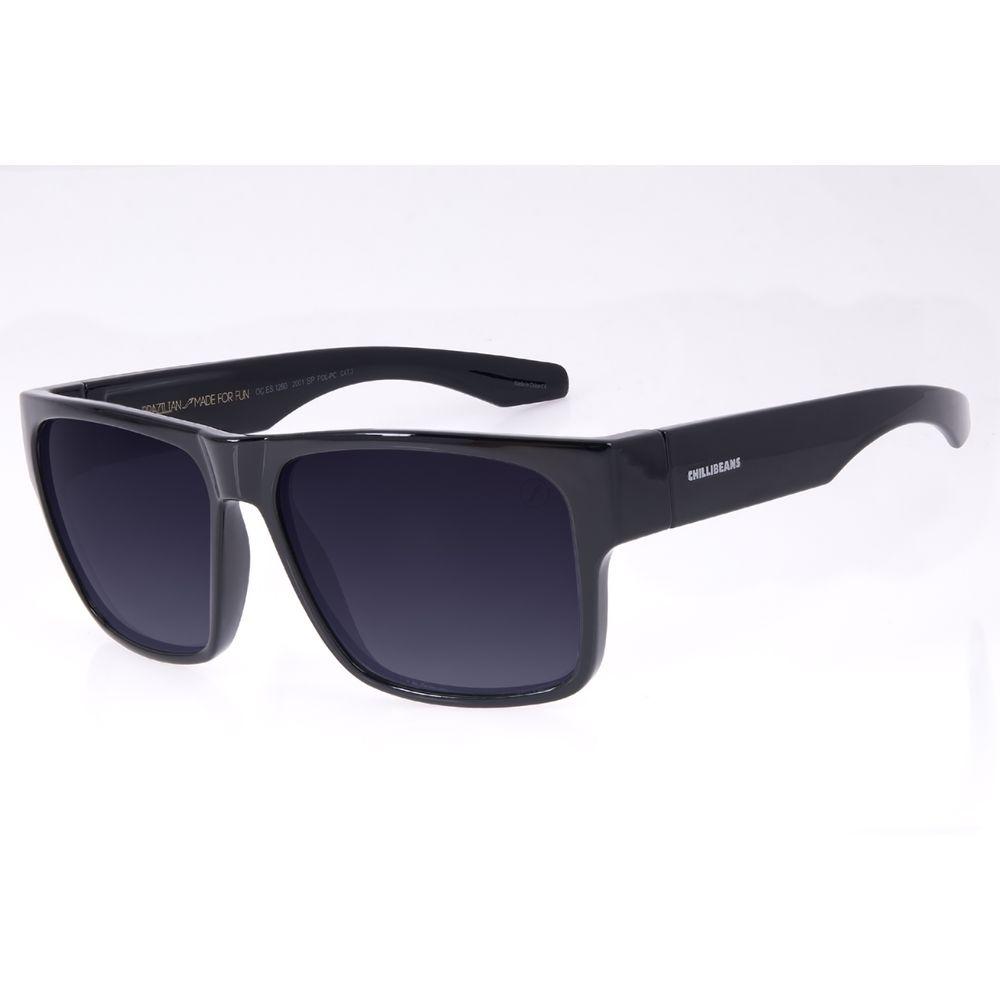 Óculos de Sol Masculino Chilli Beans Performance Degradê Preto OC.ES.1260-2001