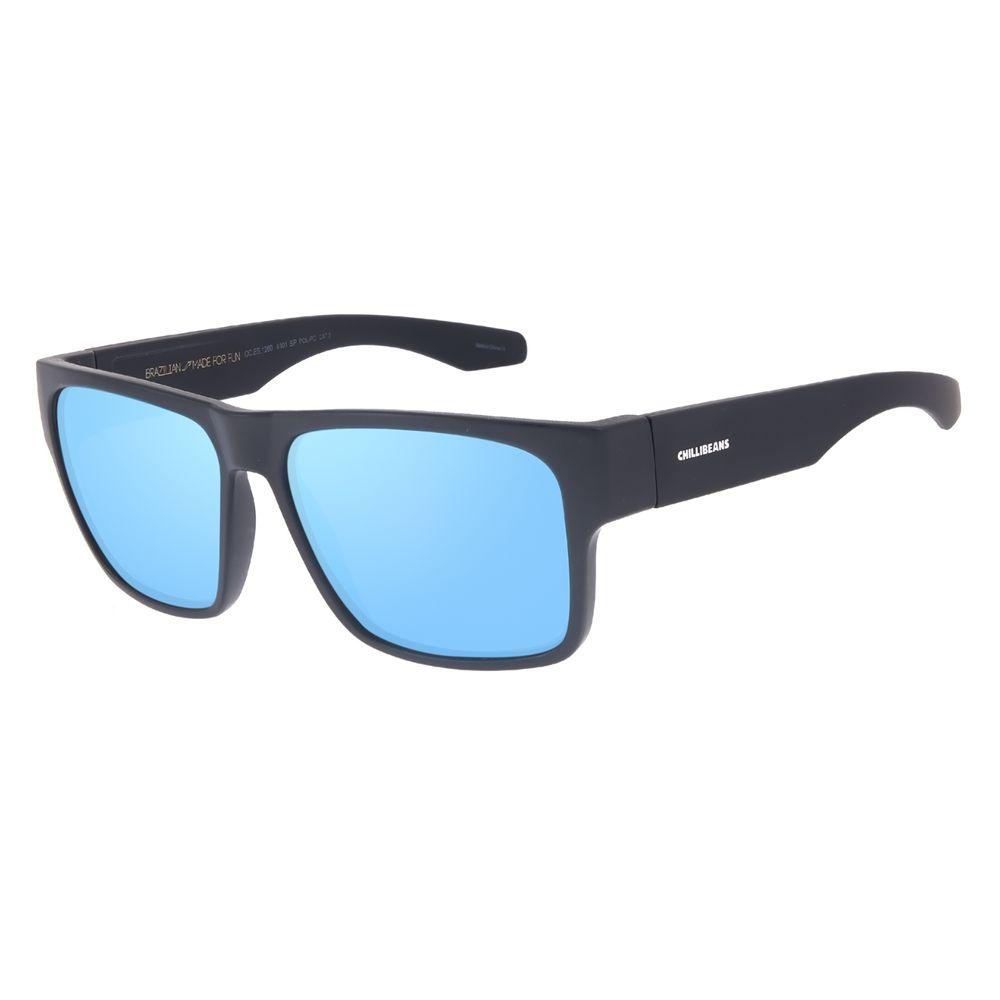 Óculos de Sol Masculino Chilli Beans Performance Espelhado OC.ES.1260-9101