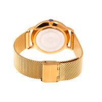 Relógio Analógico Feminino Chilli Beans Date Metal Dourado RE.MT.1036-2121.2