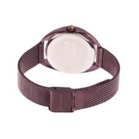 Relógio Analógico Feminino Chilli Beans Chocolate Diamonds Marrom RE.MT.1126-0202.2