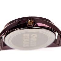 Relógio Analógico Feminino Chilli Beans Chocolate Diamonds Marrom RE.MT.1126-0202.5