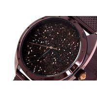Relógio Analógico Feminino Chilli Beans Chocolate Diamonds Marrom RE.MT.1126-0202.6
